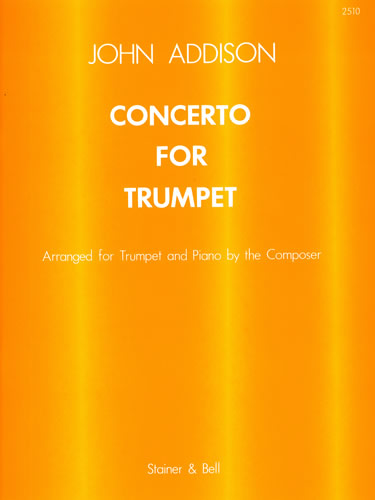 Addison, John: Concerto For Trumpet