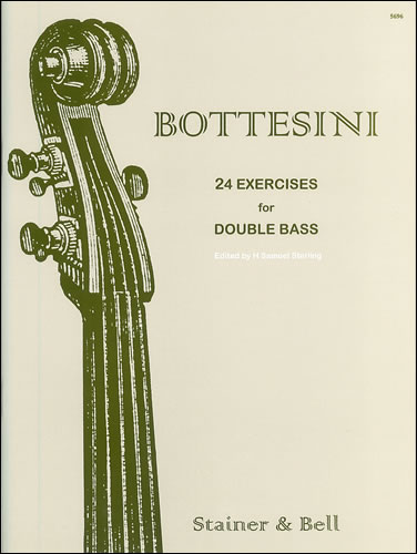 Bottesini, Giovanni: Twenty-four Exercises For Solo Bass