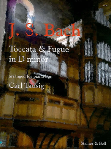 Bach, Johann Sebastian: Toccata And Fugue In D Minor