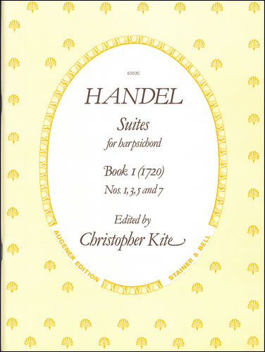 Handel, George Frideric: The Suites Of 1720. Nos. 1, 3, 5 And 7