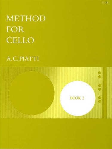 Piatti, A.C.: Cello Method. Book 2