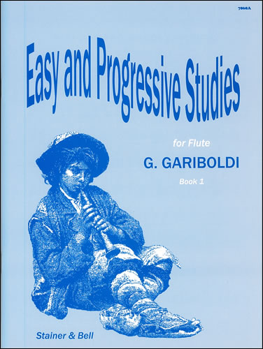 Gariboldi, Giovanni: Thirty Easy And Progressive Studies For Flute. Book 1