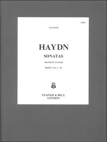 Haydn, Joseph: The Sonatas. Book 1: Nos. 1 To 11