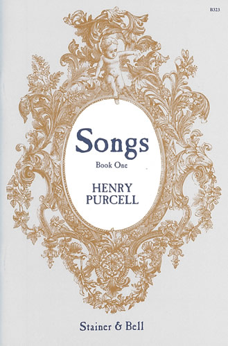 Purcell, Henry: Songs. Book 1