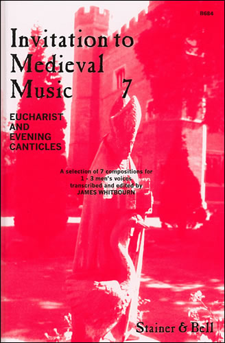 Invitation To Medieval Music Book 7