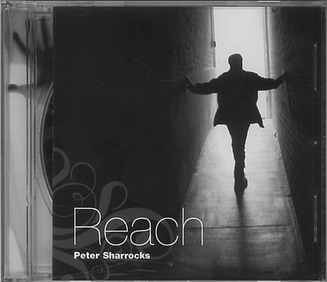 Sharrocks, Peter: Reach. CD