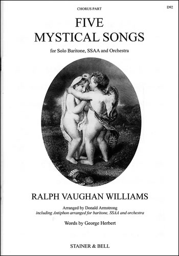 Vaughan Williams, Ralph: Five Mystical Songs. Arr. SSAA