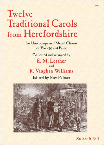 Vaughan Williams, Ralph: Twelve Traditional Carols From Herefordshire
