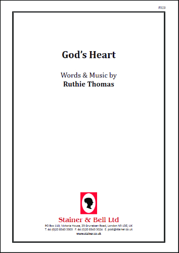 Thomas, Ruthie: God's Heart. PDF File