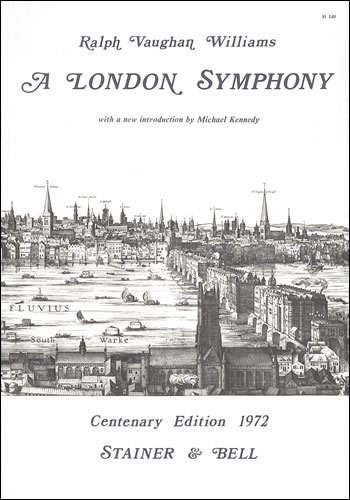 Vaughan Williams, Ralph: London Symphony, A. Full Score