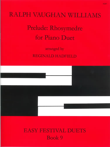 Vaughan Williams, Ralph: Rhosymedre. Arr. Piano Duet