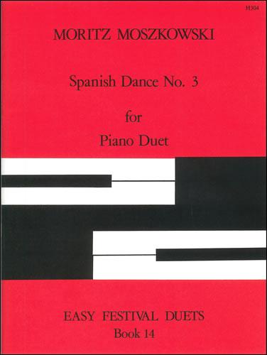Moszkowski, Moritz: Spanish Dance, Op. 21, No. 3