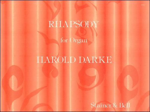 Darke, Harold: Rhapsody, Op. 4