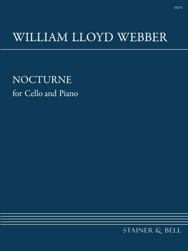 Lloyd Webber, William: Nocturne For Cello And Piano
