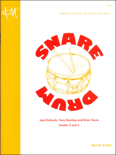 Percussion Syllabus: Snare Drum (Grades 3 & 4)