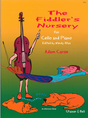 Carse, Adam: Fiddler's Nursery For Cello And Piano