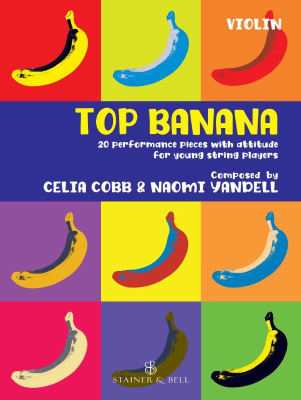 Top Banana:     Violin Part