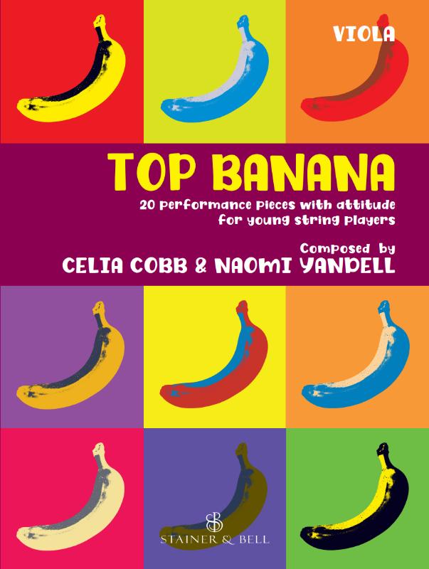 Top Banana:    Viola Part