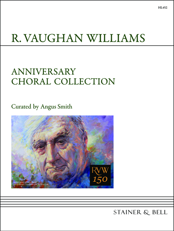 Vaughan Williams, Ralph: Anniversary Choral Collection. Rental