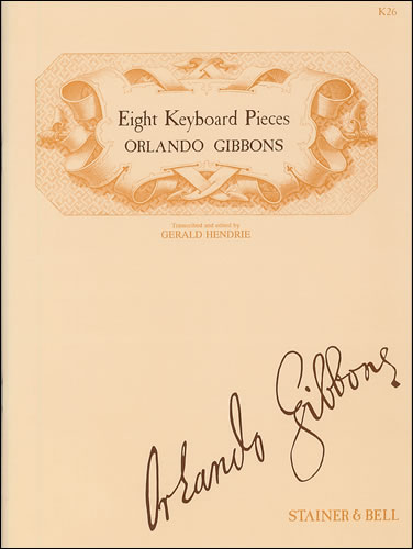 Gibbons, Orlando: Eight Pieces From Musica Britannica