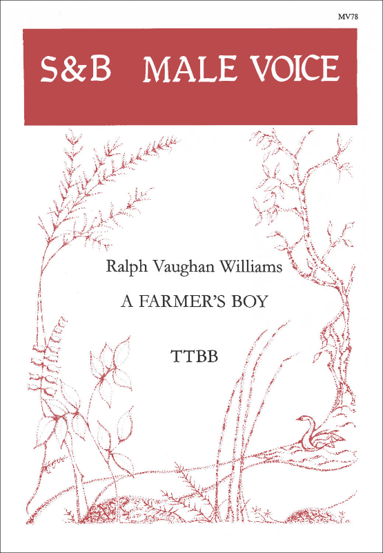Vaughan Williams, Ralph: Farmer's Boy, The. TTBB