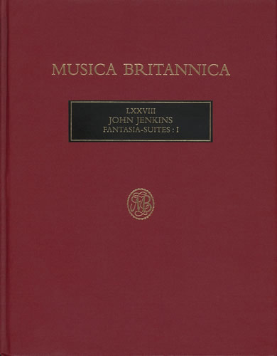 Jenkins, John: Fantasia-Suites I