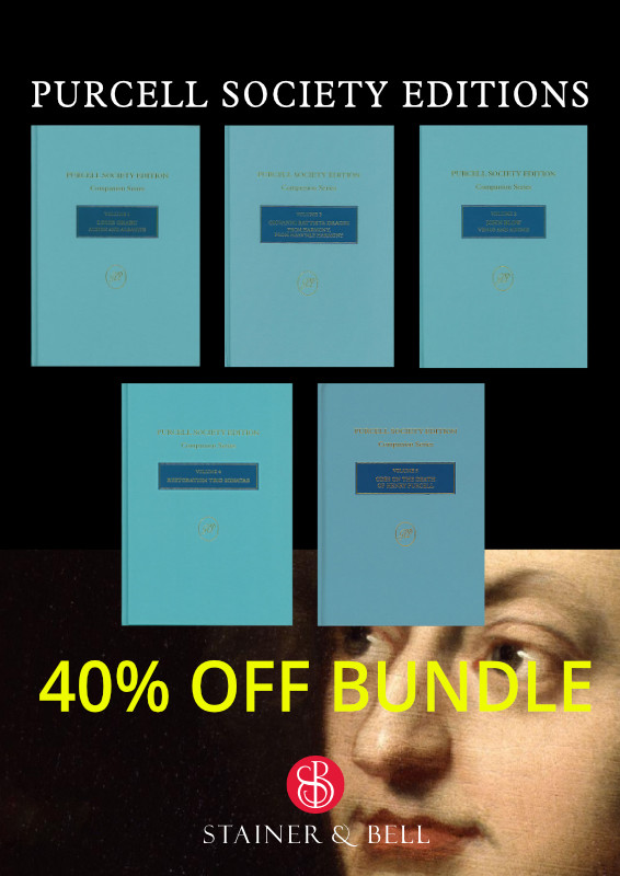 Purcell Society Offer Bundle 2 (40%)