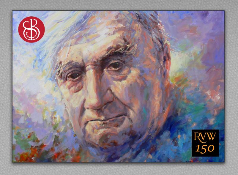Postcards: Ralph Vaughan Williams