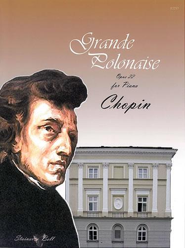 Chopin, Frédéric François: Polonaise In E Flat, Op. 22 ('Grande Polonaise' Including 'Andante Spianato'