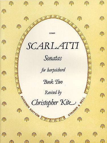 Scarlatti, Domenico: The Sonatas. Book 2
