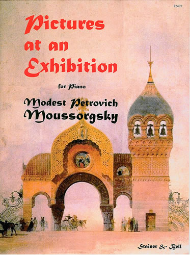 Moussorgsky, Modest: Pictures At An Exhibition. Piano