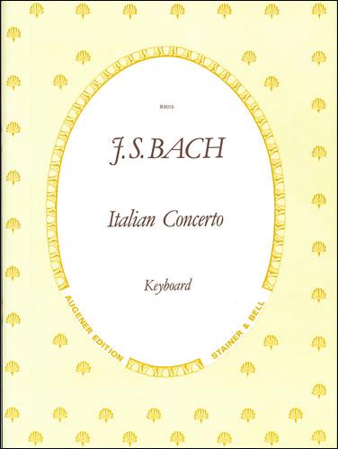 Bach, Johann Sebastian: Italian Concerto, The. BWV 971