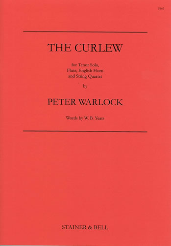 Warlock, Peter: The Curlew. Score