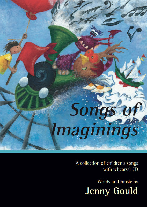 Gould, Jenny: Songs Of Imaginings