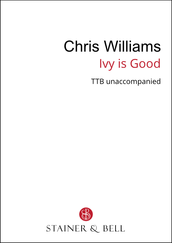 Williams, Chris: Ivy Is Good