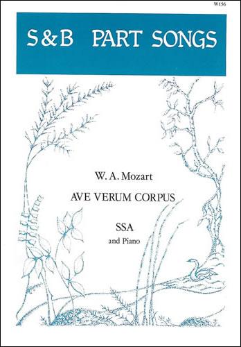 Mozart, Wolfgang Amadeus: Ave Verum Corpus