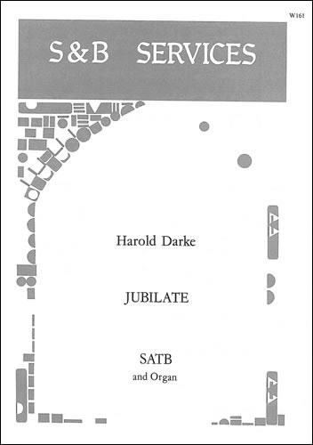 Darke, Harold: Jubilate In F
