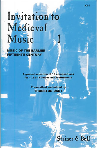 Invitation To Medieval Music Book 1