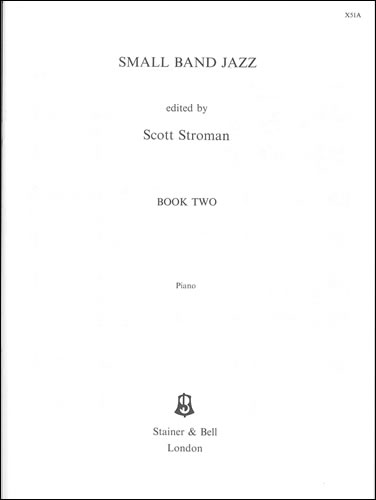Small Band Jazz. Book 2. Piano Part