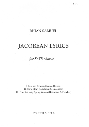 Samuel, Rhian: Jacobean Lyrics