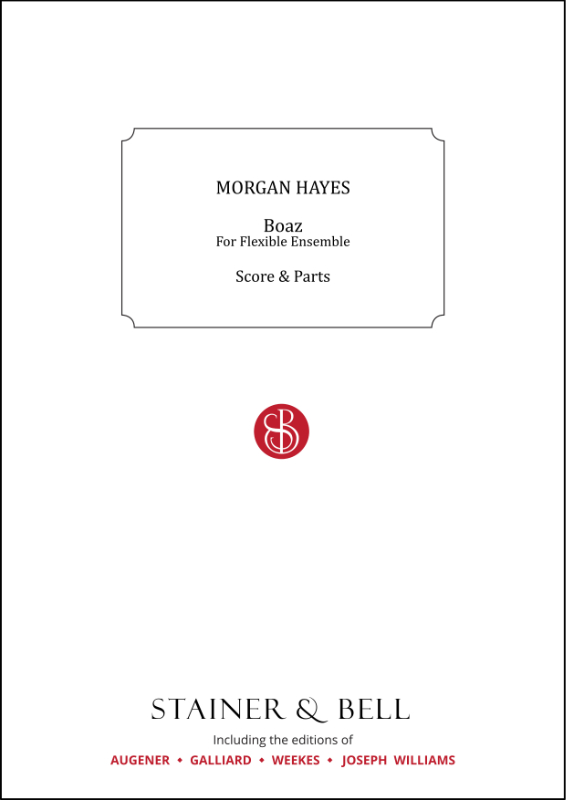 Hayes, Morgan: Boaz