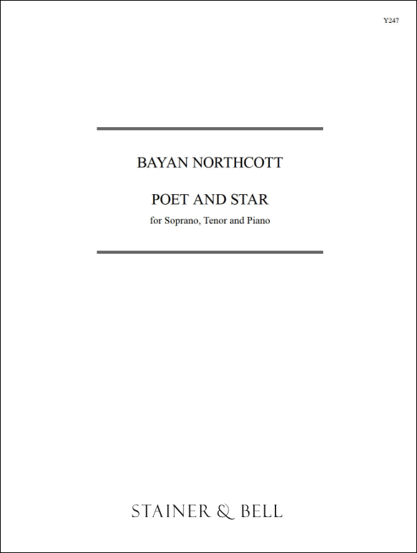 Northcott, Bayan: Poet And Star.