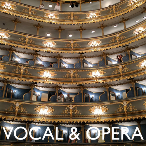 Vocal & Opera