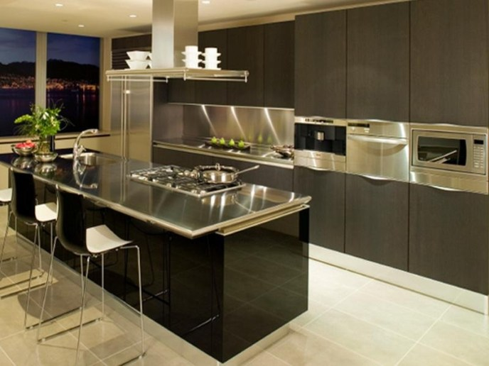Stainless Steel Countertops – Stainless Steel Fabricators of ...
