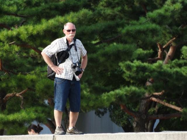Bruce + camera