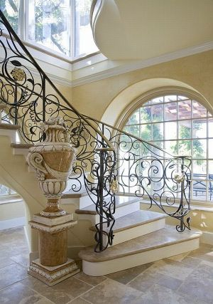 iron-staircases