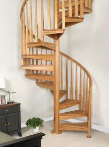 wooden-spiral-staircases