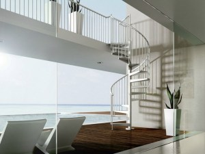What determines the cost of the staircase