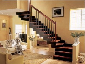 Comfortable staircase for your home
