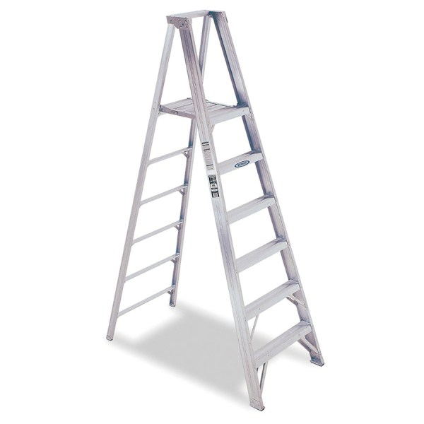 6 foot aluminum ladder